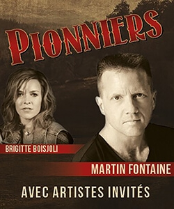 FWST spectacle Pionniers