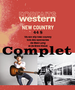 FWST forfait new country